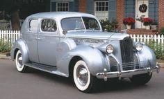 "1940S CARS   HowStuffWorks ""1940 Packard One Twenty"""