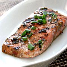 Best Grilled Salmon Fillets