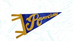 SparkLife » The Best Way to Rock Your Hogwarts House Pride: PENNANTS!