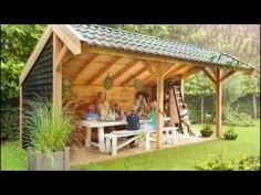 Pergola Kit Home Depot Pergola With Roof, Outdoor Pergola, Outdoor Rooms, Outdoor Gardens, Gazebo, Outdoor Living, Backyard Pavilion, Backyard Patio Designs, Backyard Retreat