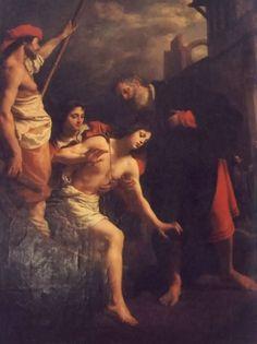 Cristofano Allori - The Kindness of St. Julian