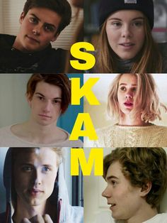 My fave Skam Ships Best Series, Best Tv Shows, Best Shows Ever, Favorite Tv Shows, Skam Noora And William, William Skam, Movies Showing, Movies And Tv Shows, Series Movies