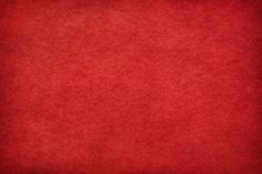 Abstract red felt background