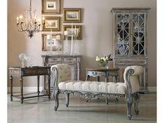 Pulaski Furniture Living Room St Tropez Bench 208027