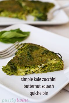... self loathing- but this is really delicious! kale-buttnerut-egg-pie