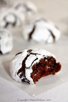 Γλυκές Τρέλες: Μαλακά μπισκότα σοκολάτας στο λεπτό !