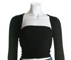 Bolero Shrug Womens Long Sleeved Bolero-style Arm Sleeves - Hijab ...