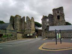 Manorhamilton Castle, Lietrim, Ireland