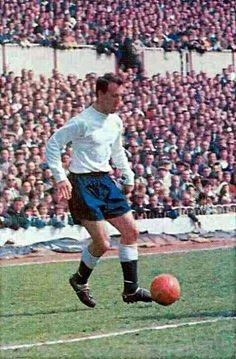 Jimmy Greaves of Tottenham Hotspur in 670791b25