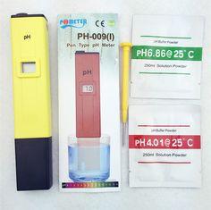 Pocket Pen Water PH Meter Digital Tester US $5.88
