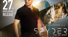 Spyder Movie Review - Amaravathi News Times