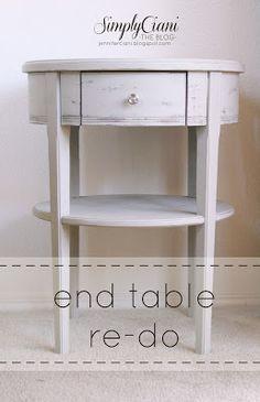 Simply Ciani: Furniture