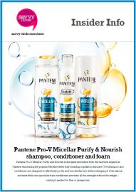 Savvy Circle Pantene Project is well under way! Blog post soon to come!- Somerset Mum