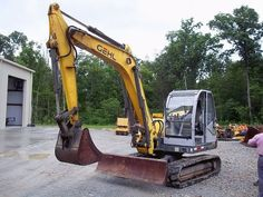 Gehl Mini Excavators    http://www.rockanddirt.com/equipment-for-sale/GEHL/excavators-mini