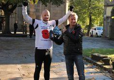 Marathon challenge in memory of fallen soldiers