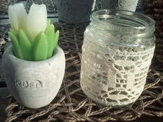 Pretty. Nice. DECORATE. Garden.  CANDLES. NEWShop.  Left SelfMade. Like. U?