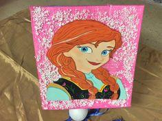 Anna Frozen Piñata