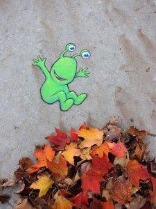 Chalk Art by David Zinn photos) - A Collection 1 - Street Art Utopia Urban Street Art, 3d Street Art, Street Art Graffiti, Street Artists, Urban Art, Graffiti Artists, Banksy Graffiti, David Zinn, Chalk Art Quotes