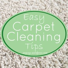 (2) Hometalk :: Carpet Cleaning Tips & Tricks :: Christine (iDreamofClean)'s clipboard on Hometalk