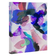 Georgiana Paraschiv Abstract M24 Art Canvas | DENY Designs Home Accessories