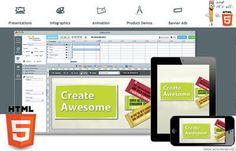 10 software tools to spice up your presentations: Prezi, EWC presenter, SlideRocket, Vuvox, Empressr, Oomfo, Scrollshow, Knovio, present.me, and VCASMO. found on http://www.hongkiat.com/blog/presentation-tools/