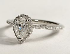 my engagement ring...best piece of jewelery I've ever owned