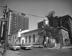 https://flic.kr/p/5q8AoH   St. Peter's Church   Title: St. Peter's Church  Creator:  Adolph B. Rice Studio  Date: March 21, 1959  Identifier: Rice Collection 2757A  Format:  1 negative, safety film, 4 x 5 in.  Rights Info:   No known restrictions on publication.  Repository:   Library of Virginia, Prints and Photographs, 800 E. Broad St., Richmond, VA, 23219, USA, digitool1.lva.lib.va.us:8881/R