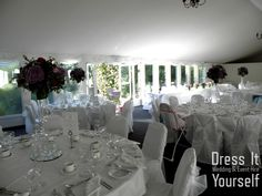 Hunton Park - Summer Marquee Hunton Park Summer Marquee - One marquee hundreds of ideas to make your wedding unique to you! Hunton Park, Park Hotel, Wedding Venue Decorations, Wedding Venues, Table Decorations, Wedding Unique, Unique Weddings, Party Hire, Party Themes