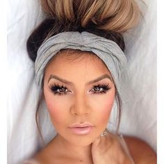 """""""Never wear mascara on your bottom lashes."""" 