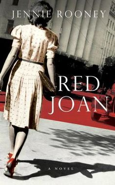 Loved it! Penny's review here: Red Joan by Jennie Rooney