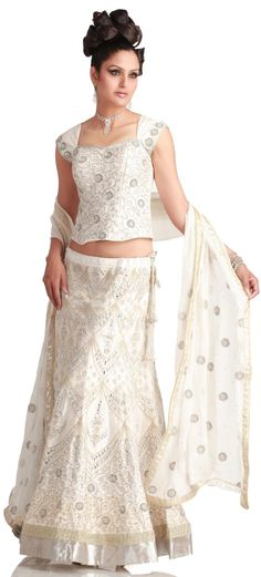 white wedding sare | items gujarati sarees white g fashions surat india neverbridal sarees