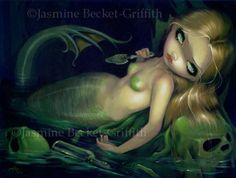 On my wish list - Art from Jasmine Becket-Griffith