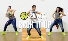 Back It Up | Zumba Fitness | Live Love Party