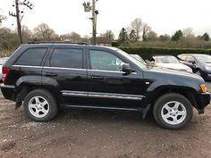 eBay: Jeep Grand Cherokee 3.0CRD V6 auto Limited #jeep #jeeplife