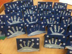 vánoční přání, sněhuláci School Fun, Holiday, Christmas, Flag, Advent, Winter, Projects, Art Rooms, Crafts