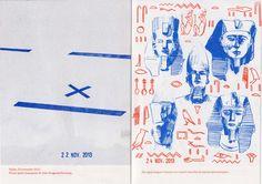 Lucile Piketty - Bonsoir à tous il est 20 heures - Chroniques quotidiennes Risographie, 14 x 19 cm