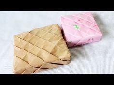 甲羅風格子ラッピングの方法 Method of grating wrapping - YouTube