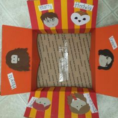 Harry Potter Themed Care Package Military