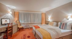 Hotel Central Crans-Montana Hotel Central is located in Crans-Montana. Free WiFi access is available. Each room here will provide you with a TV, a minibar and an iPod dock. Featuring a shower, private bathroom also comes with a hairdryer and free toiletries.