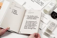 Branding project for Leeds Juicery (UK) using Rasmus Bold.