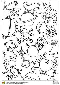 Planete En Folie, page 11 sur 18 sur HugoLescargot.com