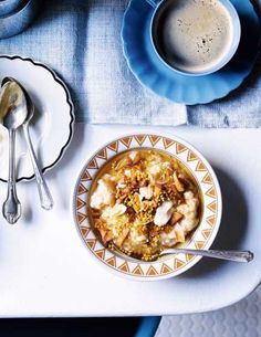 This 5-grain porridge is our new favorite breakfast cereal.