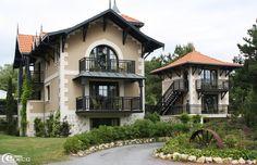 Hôtel Ville d'Hiver à Arcachon