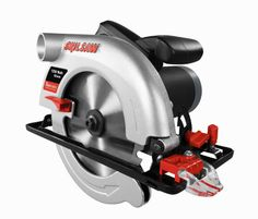 The Skil 5665 AA Circular Saw is suitable for most DIY projects with a 1 250 watt motor and 65 mm sawing depth (in 90°) for fast, high-precision cutting of beams, planks, board material and flooring. The 24-tooth, hardened steel saw blade running at 5 000 r.p.m allows for a smooth cut, while the saw...