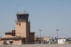 NAS Fallon,NV, the old tower.  This is the tower the wx office was in when I was stationed here.  mw
