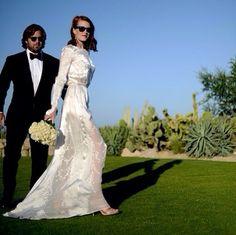 Pin for Later: Die 20 atemberaubendsten Hochzeitskleider der coolsten Modeblogger
