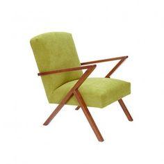 Retrostar Chair - Green