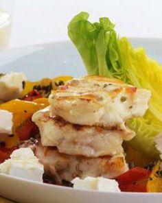 Gegrillter Seeteufel auf Salat: http://www.gofeminin.de/kochen-backen/kohlenhydratfreie-rezepte-d57365c644345.html
