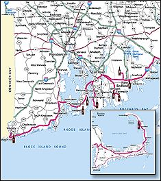 The Coastal Wine Trail winds through the heart of the Southeastern New England.