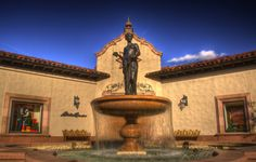 country club plaza fountain detail - Google Search